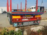 Forest & Harvesting Equipment for sale. Wholesale Forest & Harvesting Equipment exporters - Used Viberti Moving-Floor Trailer Romania