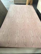 装饰胶合板, 中国红木
