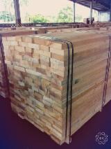 Laubschnittholz, Besäumtes Holz, Hobelware  Zu Verkaufen - Balken, Mahagoni, Okoumé , Padouk