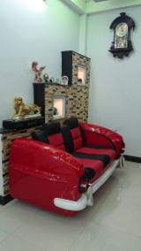 Textile Living Room Furniture - Luxury sofa