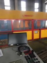 Деревообрабатывающее Оборудование - HUNDEGGER MHM (Гвоздезабивная станция WandMaster+Портальный центр PBA)