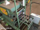 MEM Woodworking Machinery - Used MEM Cobra X LITE MEM 2005 Double Blade Edging Circular Saw For Sale France