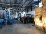 Firelogs - Pellets - Chips - Dust – Edgings For Sale - Straw Agripellets 8 mm