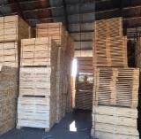 Sawn Softwood Timber  - Thermo Treated 22 mm Kiln Dry (KD) Pine  - Scots Pine Planks (boards) from Ukraine, Волынский Регион