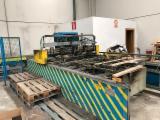 Gebruikt Linea Produccion De Palets De 2 Entradas 2010 Machines Voor Het Maken Van Laadborden En Venta Spanje