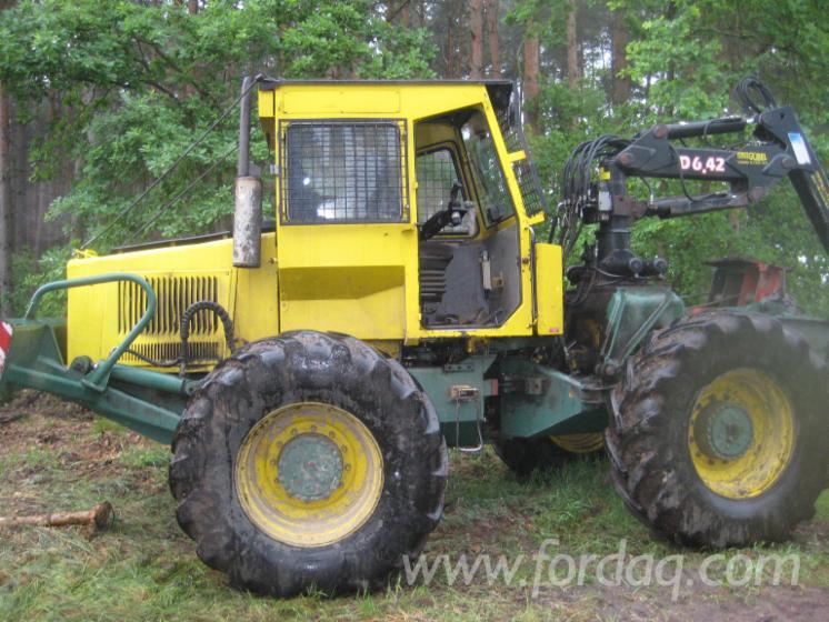 Used-LKT-2003-Skidder