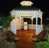Buy Or Sell Wood Kiosk - Gazebo - Pine / Spruce Gazebo