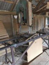 Vertical Frame Saw - Used Vertical Frame Saw For Sale Romania