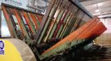 HESS Woodworking Machinery - Used Hess Board Gluing Machine, 1987