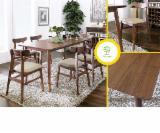 Muebles De Comedor en venta - Venta Conjuntos De Comedor Artes Y Oficios / Misión Madera Dura Norteamericana Roble Blanco Vietnam