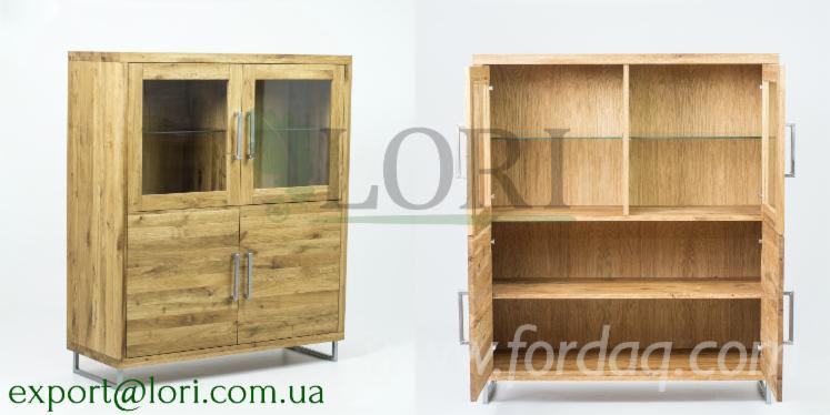 Oak-Glass-Display-Cabinet-
