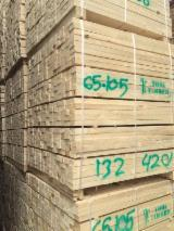 Softwood  Sawn Timber - Lumber Demands - Pine timber 45x140x6000 mm, 3000 m3