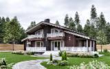 Maisons Bois à vendre en Russie - Vend Pin  - Bois Rouge Résineux Européens