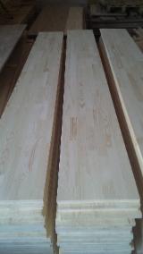 Massivholzplatten Zu Verkaufen Weißrussland - 1 Schicht Massivholzplatten, Kiefer  - Föhre