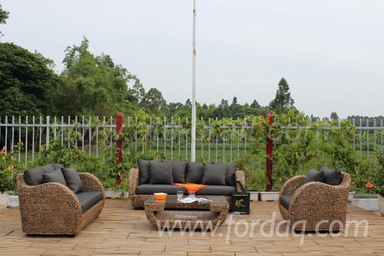 Astonishing Water Hyacinth Sofa Set Wais 222 Ncnpc Chair Design For Home Ncnpcorg