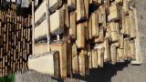 Laubholz  Blockware, Unbesäumtes Holz Zu Verkaufen Polen - Parkettfriese eiche