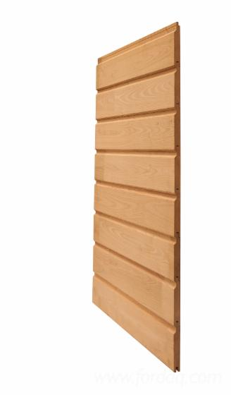 Kastanie Fassade, PEFC/FSC, 20+ mm