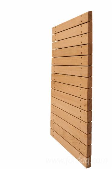 Drewno Lite, Kasztan, Siding Zewnętrzny