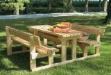 Bahçe Mobilyası Satılık - Bahçe Setleri, Çağdaş, 10 - 1000 parçalar Spot - 1 kez