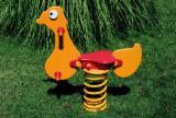 Gewone Spar  - Vurenhout, Kinderspelen - Schommels