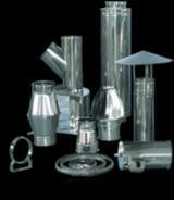 Mașini, utilaje, feronerie și produse pentru tratarea suprafețelor - TUBULATURA INOX SAU ZINCATA