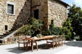 Rattan - Wickerwork - Cane Garden Furniture - Poly Rattan Outdoor Furniture Dining Set RADS-172