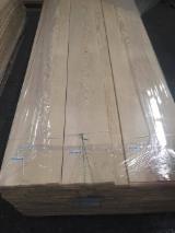 天然单板, 红松, 向下刨平