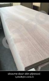 实木, 奥克橄榄木, 门皮板