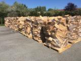 Oak/Hornbeam Firewood Cleaved, 50 cm