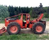 Forstmaschinen Forstschlepper - Gebraucht Timberjack 240D 1987 Forstschlepper Rumänien