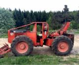 null - Used Timberjack 240D 1987 Forest Tractor Romania