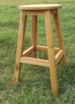 Contract Furniture For Sale - Acacia Bar Stool