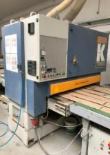 Costa Levigatrici Woodworking Machinery - Used Costa C 1350 1999 Belt Sander For Sale Germany