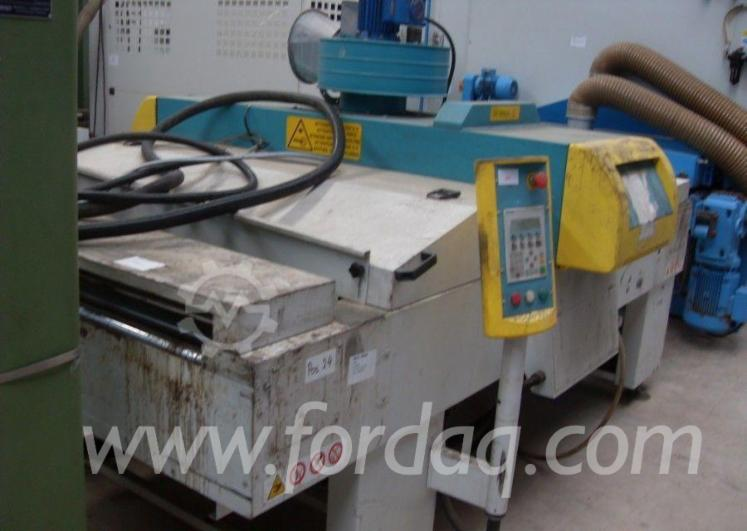 used giardina gst 1 lacquer dryer for sale germany