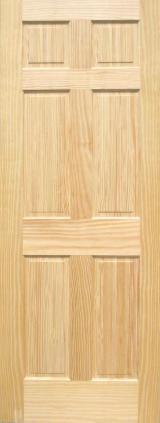 Doors, Windows, Stairs Demands - Pinewood Panel Doors
