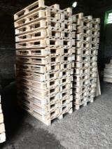 Wooden Pallets For Sale - Buy Pallets Worldwide On Fordaq - Selling New Pallets, 1200 x 800/1000/1100/1200 mm
