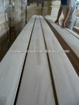 Paulownia Solid Wood Panels, Glued, 3-50 mm thick