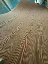 3D embossed plywood