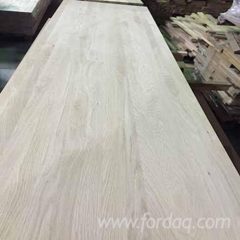 White-Oak-Solid-Wood-Edged-Glued-Panel