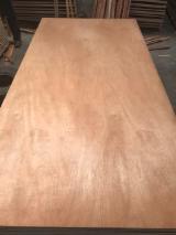 Pencil Cedar Veneer Faced Plywood, 3.6-25 mm thick