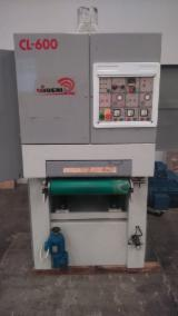Holzbearbeitungsmaschinen Spanien - Gebraucht VIBEMO CL 600 2003 Schleifmaschinen Mit Schleifband Zu Verkaufen Spanien