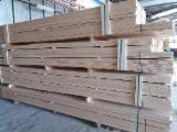 木质部件,木线条,们窗,木质房屋 - 实木, 云杉-白色木材, 内墙板