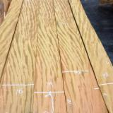 Sliced Veneer - Bilinga Natural Veneer, Flat cut - plain, 0.55 mm thick