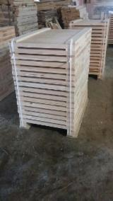 Sawn Timber - Pine Packaging Lumber, 22 mm thick