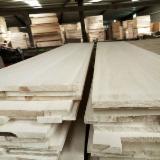 Bleached Paulownia FJ Wood Panel, 3-75 mm thick