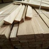 Find best timber supplies on Fordaq - Dongming Sanxin Wood Industry Co.,Ltd - Paulownia Triangle Chamfer Strips