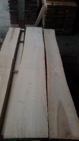 Hardwood  Unedged Timber - Flitches - Boules - Unedged Ash Loose Lumber