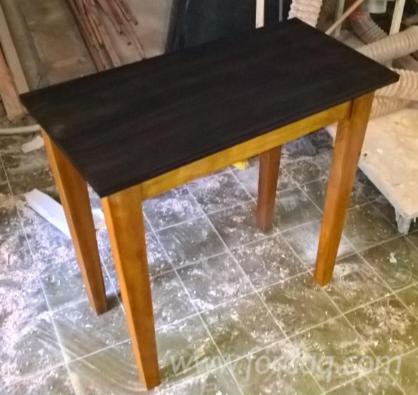 Okoume Console Table