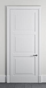 Готові Вироби (Двері, Вікна І Т.д.) - Африканська Листяна Деревина, Двері, Деревина Масив З Обробкою З Ін. Матеріалу, Okoumé , Дійсна Лісова Фанера