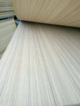 Engineered Panels For Sale - 1.9 mm Straight Line Veneer Faced MDF Board